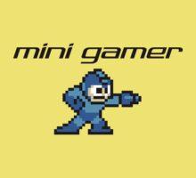 Mini Gamer - Megaman Kids Clothes