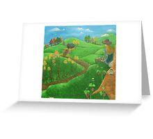 Dream home  Greeting Card