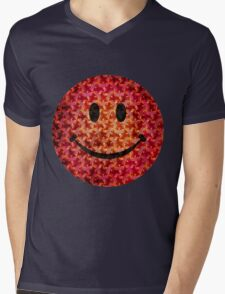 Smiley face - Escher pattern T-Shirt
