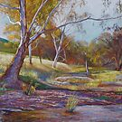 Beside the Creek by Lynda Robinson