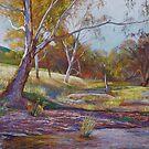 Beside the Creek by Lynda Robinson