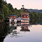Pastel Peace, Corinna Tasmania by bevanimage
