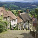 The &#x27;Hovis&#x27; Hill, Shaftesbury by wiggyofipswich