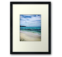 Much Needed Alone Time Framed Print