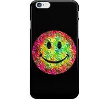 Smiley face - retro iPhone Case/Skin