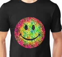 Smiley face - retro Unisex T-Shirt
