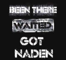 Got Naden T-Shirt by Margo Humphries
