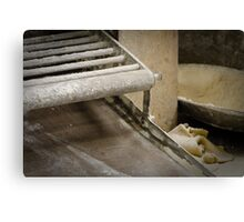 Pastry roller Canvas Print