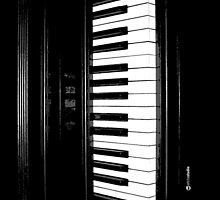 Piano   by artchastudio