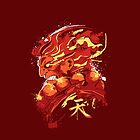 Gouki (RED) by InkOne