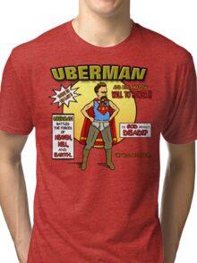 Uberman Tri-blend T-Shirt
