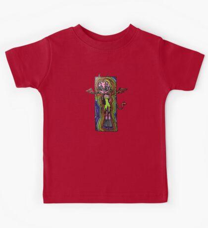 Rainbow raver- Miss Behaviour Kids Clothes
