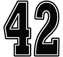 42 For Light Photographic Print