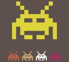 Space Invaders by pdgraphics
