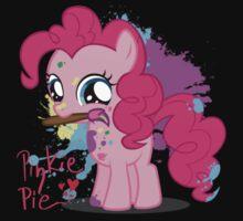 Pinkie Pie Color Splatter One Piece - Long Sleeve