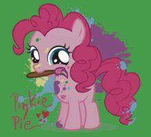 Pinkie Pie Color Splatter One Piece - Short Sleeve