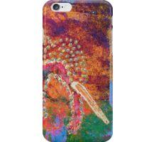 Orange Elephant iPhone Case/Skin