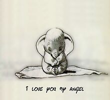 I love you my angel by ytonthat