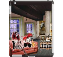 LOST IN DOLL LAND iPad Case/Skin