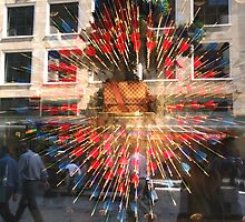 Window Display by Elisabeth Dubois