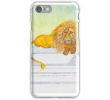 Aslan's The Man iPhone Case/Skin