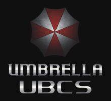 Umbrella U.B.C.S. by Justin Lewis