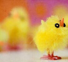 Easter Chicky Babe by Hege Nolan