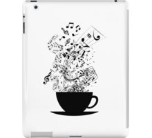 Cup of Music iPad Case/Skin