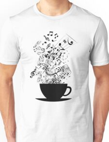 Cup of Music Unisex T-Shirt