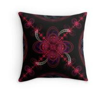 Elegant Butterfly Throw Pillow