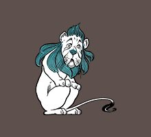 Cowardly Lion Illustration T-Shirt
