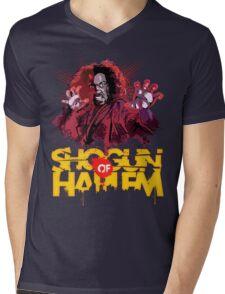 Shogun of Harlem Mens V-Neck T-Shirt