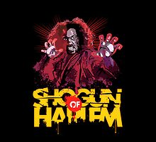 Shogun of Harlem by InkOne