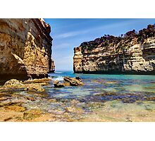 """""""Loch Ard Gorge - Another Perspective"""" Photographic Print"""