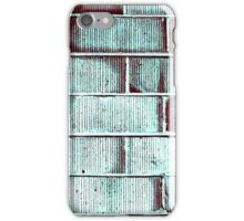 Mint Brix iPhone Case/Skin
