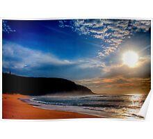 Palm Beach Lighthouse-Sunrise Poster