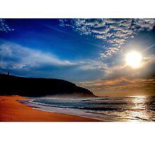 Palm Beach Lighthouse-Sunrise Photographic Print
