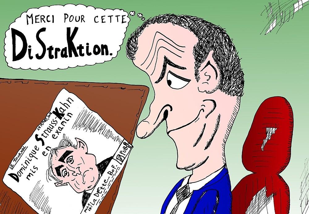 Sarkozy pense à DSK by Binary-Options