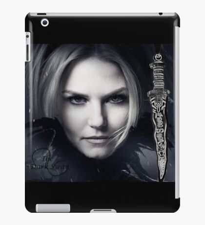 THE DARK SWAN iPad Case/Skin