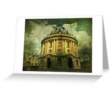 Oxford Architecture Greeting Card