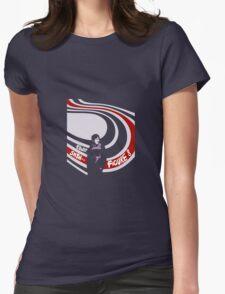 Elliott Smith Figure 8 V5.0 Womens Fitted T-Shirt