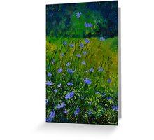 wild flowers 901 Greeting Card
