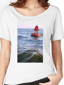 Red Buoy 34 Bayport Women's Relaxed Fit T-Shirt