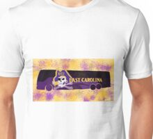 ECU (c) bus Portrait Unisex T-Shirt