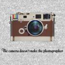 Leica Instagram camera by Sinclair Moore