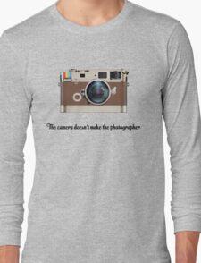 Leica Instagram camera Long Sleeve T-Shirt