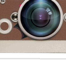 Leica Instagram camera Sticker