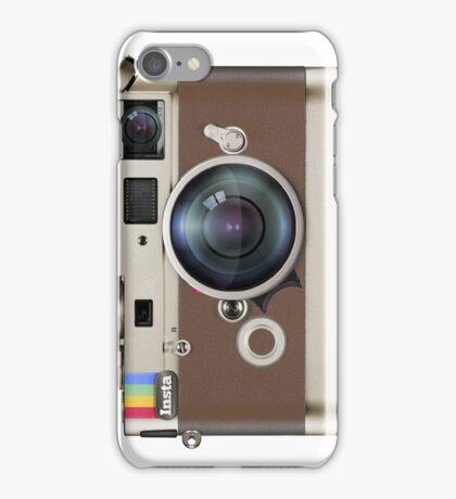 Leica Instagram camera iPhone Case/Skin