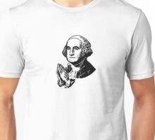 Washington Prayer Unisex T-Shirt