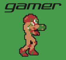 Gamer - Samus by Sarah Kittell